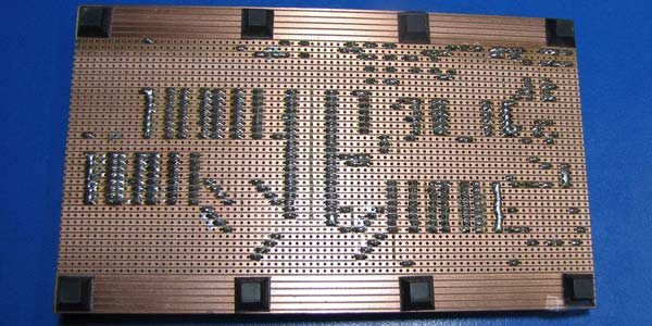 The Lost Art of Strip Board Prototyping
