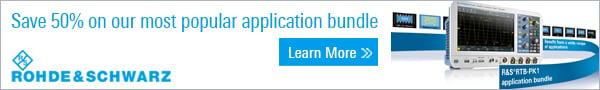 Rohde & Schwartz - Save 50% on our most popular application bundle