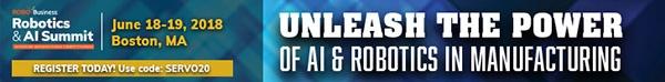 Robotics & AI Summit - Unleash The Power Of AI And Robotics In Manufacturing