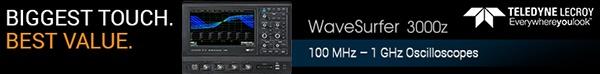 Teledyne/LeCroy - 100 MHz-1 GHz Oscilloscopes - Biggest Touch. Best Value.