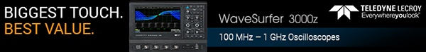 Teledyne/LeCroy - 100 MHz-1 GHz Oscilloscopes - Biggest Touch. Best Value.