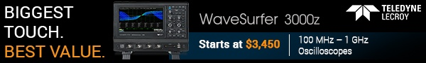 Teledyne/LeCroy - Wavesurfer 3000z - Biggest Touch - Best Value