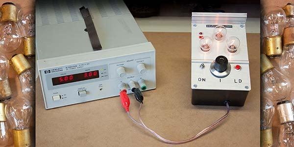 Adjustable Electronic Load