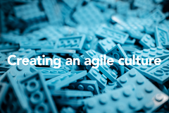 Creating an agile culture