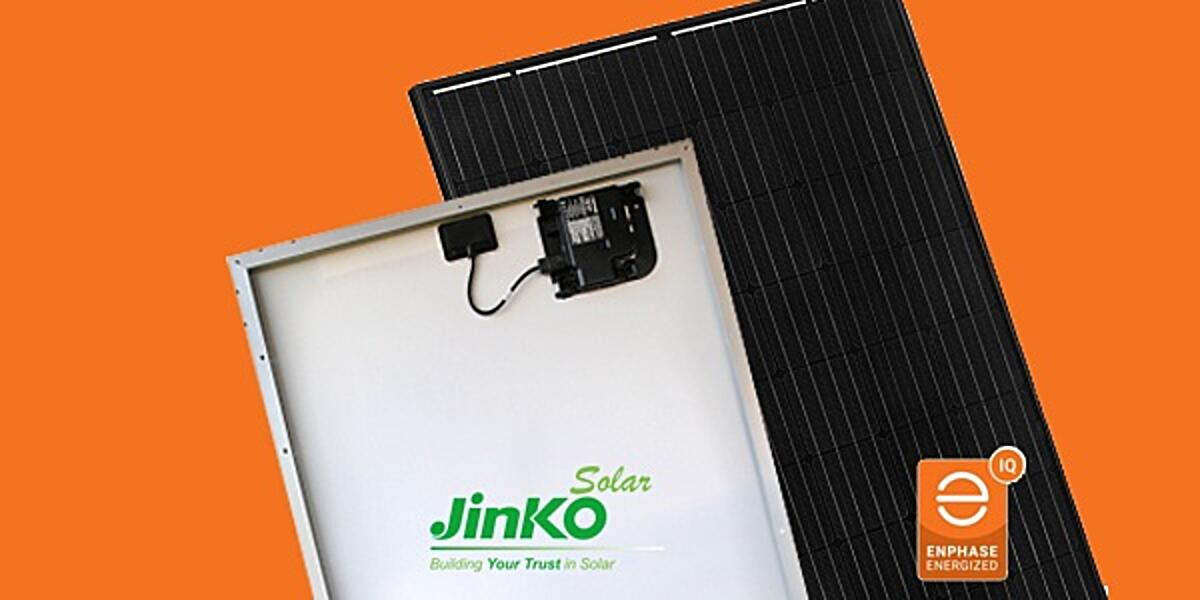 JinkoSolar partners with Enphase to create plug-and-play AC Module
