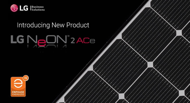 Meet the new Enphase Energized LG NeON2 ACe in Riverside