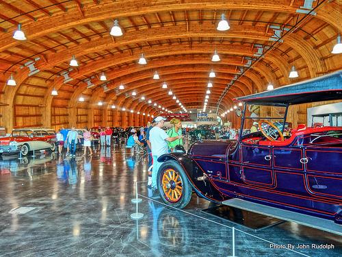 LeMayAmericas Car Museum Perfect Outing For Drive Down Memory Lane
