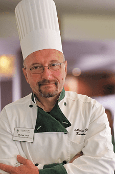 Chef Michael Lesh of Village Green Retirement Campus