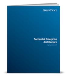 Successful Enterprise Architecture