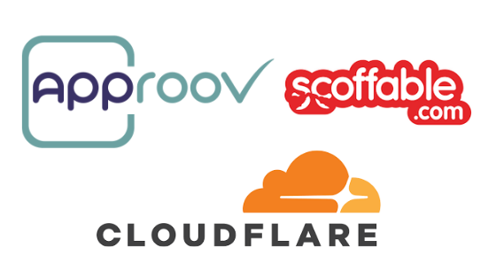 Approov Scoffable Cloudflare Blog Graphic