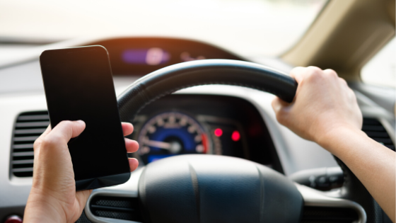 Car smartphone