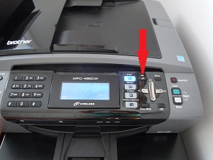 Brother MFC495 Printer