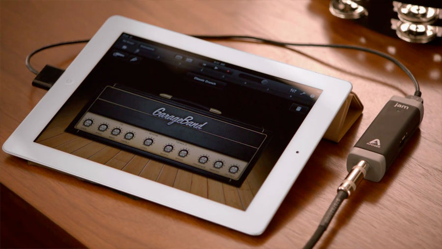 How to write a song on garageband for ipad