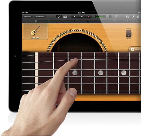 Top 6 must have apps for songwriters - Latest version of garage band ...