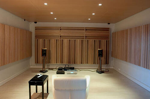 sound treatment basics how to get a professional sound in. Black Bedroom Furniture Sets. Home Design Ideas
