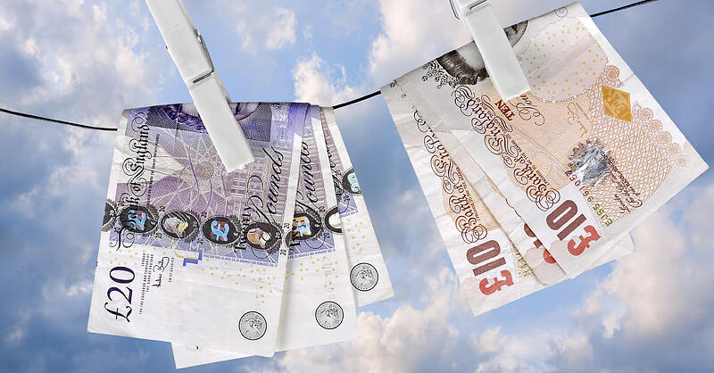 Are UK Lawyers & Accountants Ignoring Money Laundering Risk?