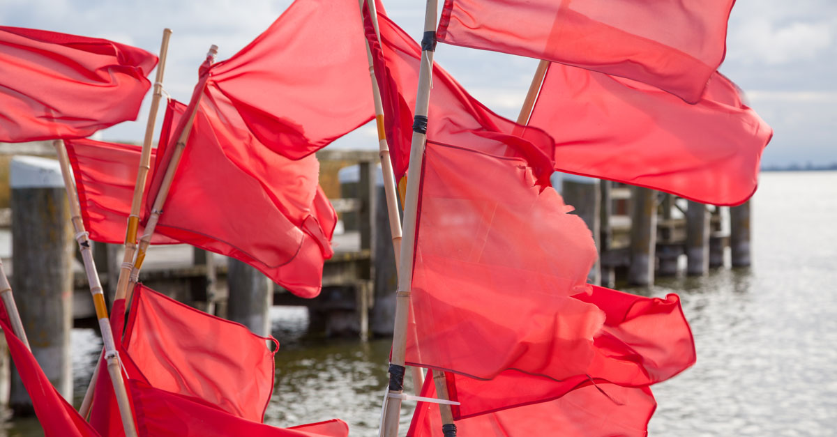 Red Flags for Workplace Bribery & Corruption