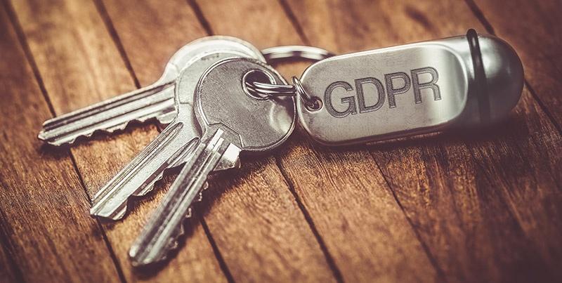 Key to GDPR