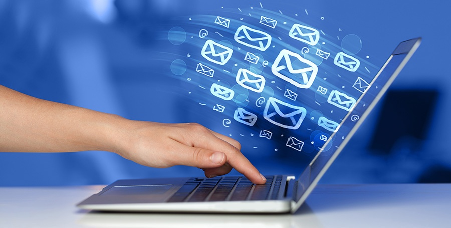 Getting to grips with email management