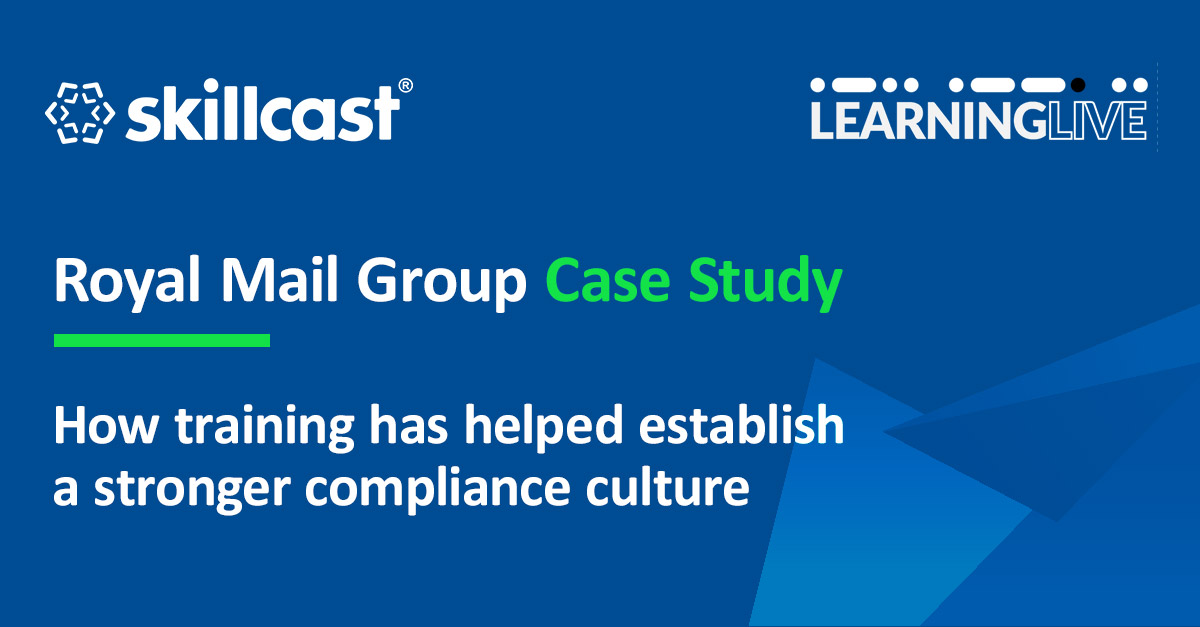 Skillcast at Learning Live