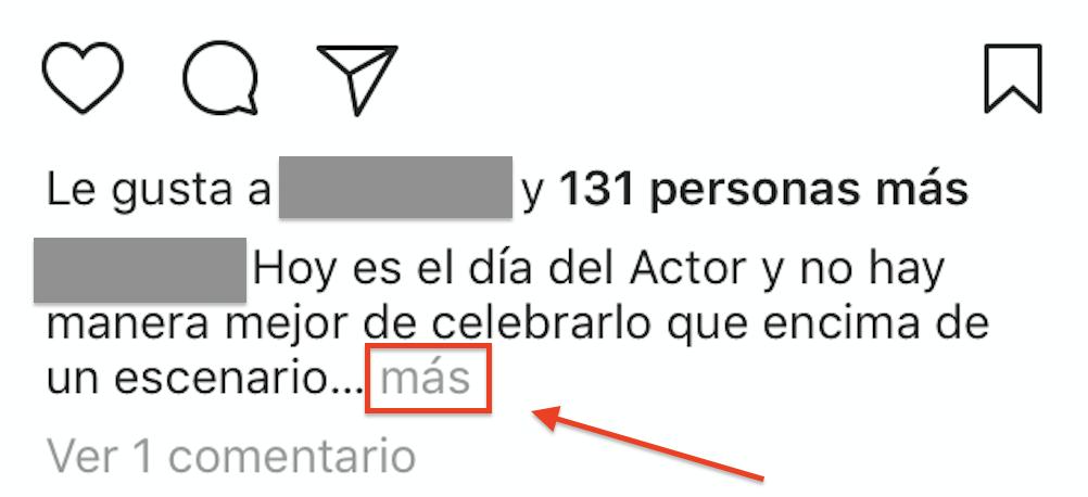 como borrar sugerencias de instagram