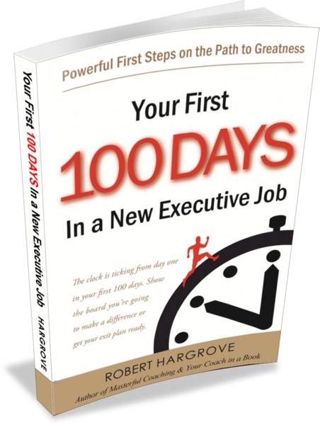Your first 100 days book