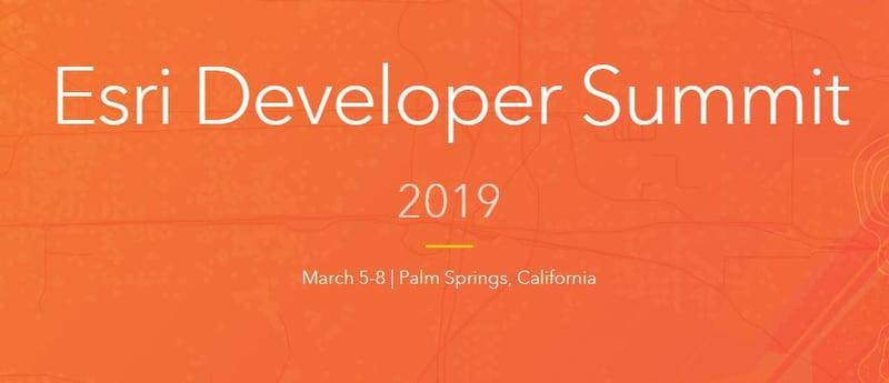 Esri DevSummit 2019 - ArcGIS API for Python and Hosted Jupyter Notebooks