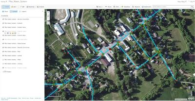 Water-Distribution-Web-Map