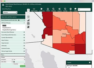 CDC-Arizona-Hearth-Disease
