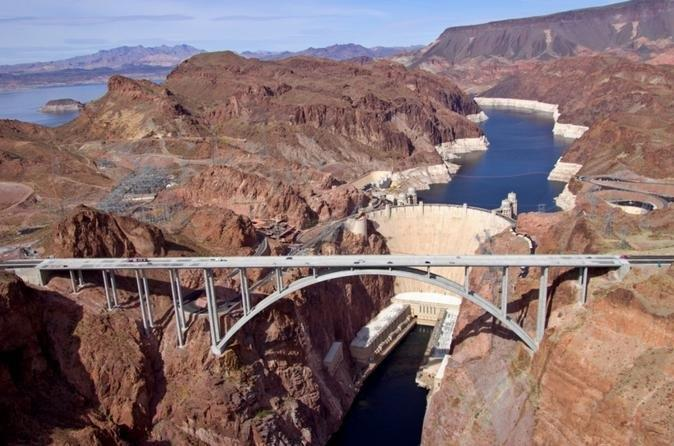 deluxe-small-group-half-day-hoover-dam-tour-from-las-vegas-in-las-vegas-370894