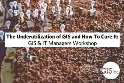 GIS & IT Managers Workshop