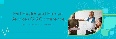Esri Health and Human Services GIS Conference