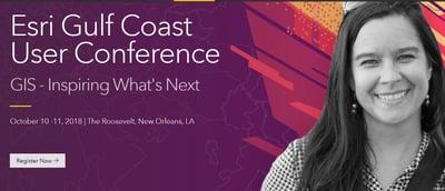 2018 Esri Gulf Coast User Conference