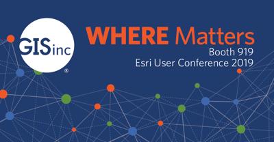 2019 Esri User Conference
