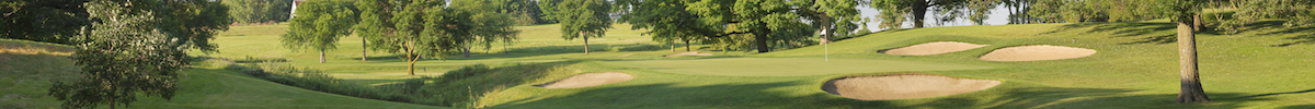 Hazeltine national golf club