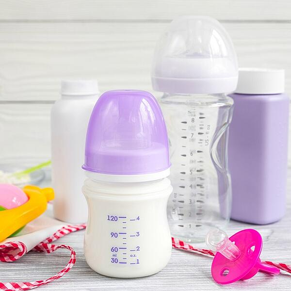 Breastmilk vs. Formula