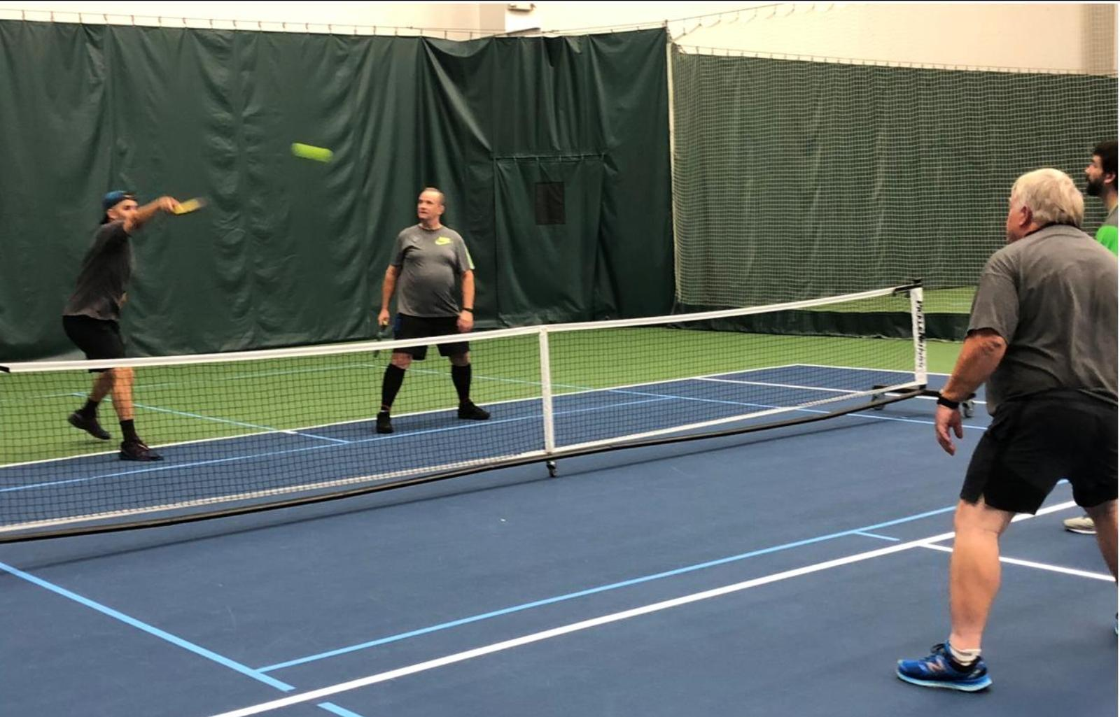 Pickleball Match