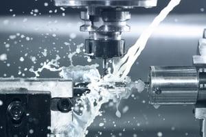 The economics of CNC milling versus metal additive manufacturing.