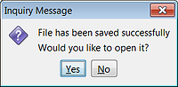 iAccess-runSql-Saved