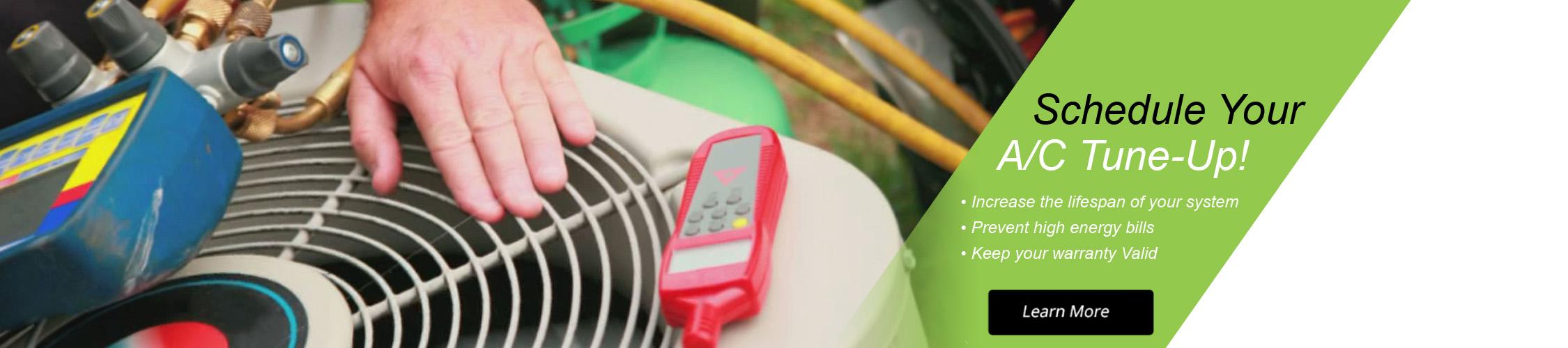 Air Conditioner Tuneup