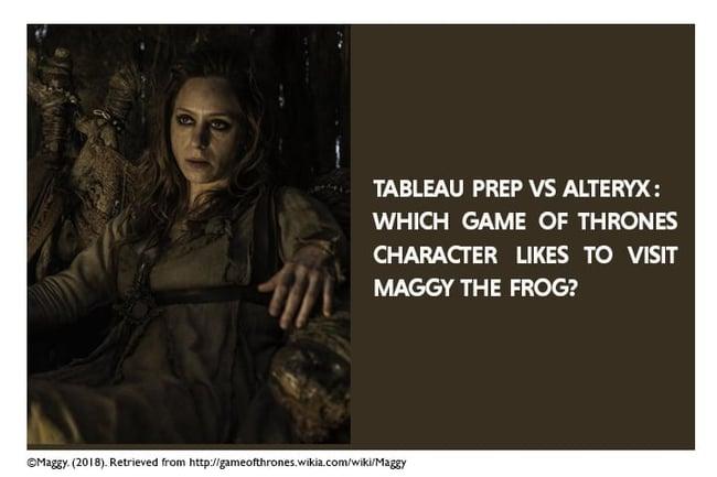 TableauPrep Vs Alteryx_ Game of thrones