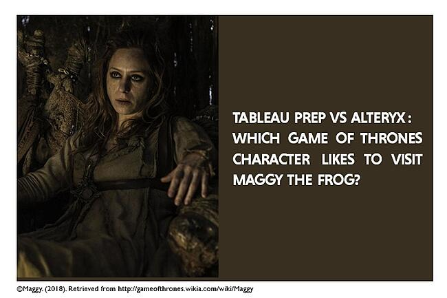 TableauPrep Vs Alteryx_ Game of thrones