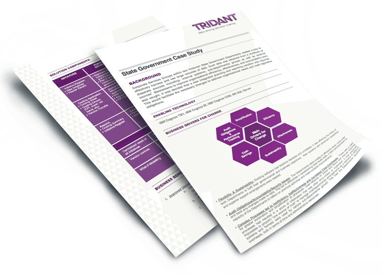 Tridant Case Studies | Tridant