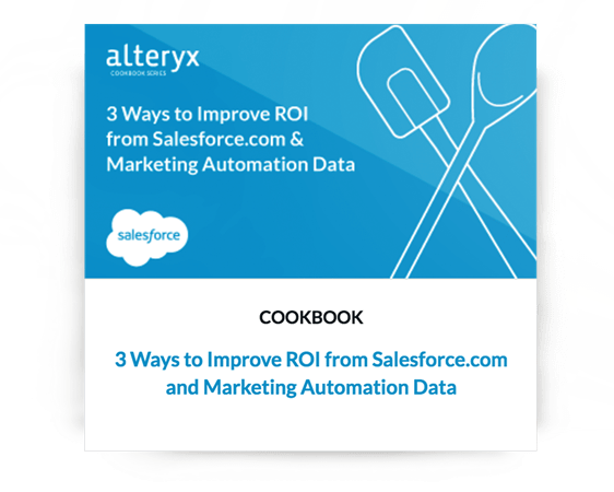 Salesforce & Alteryx