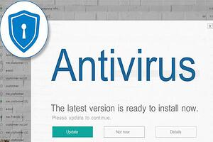 Keep Up-to-Date Antivirus Software