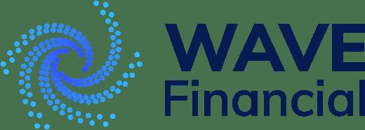 Wave financial logo h