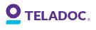 Test Teladocs logo