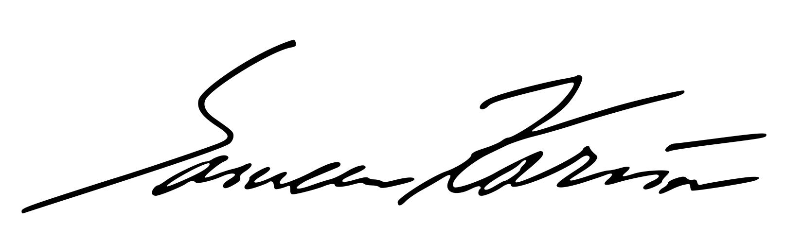 Sameen Karim signature