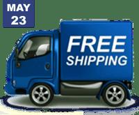 EMS Week Free Shipping