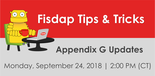Tips & Tricks Appendix G 600